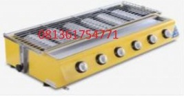 BBQ 6 Bunner atau cover bunner with glass
